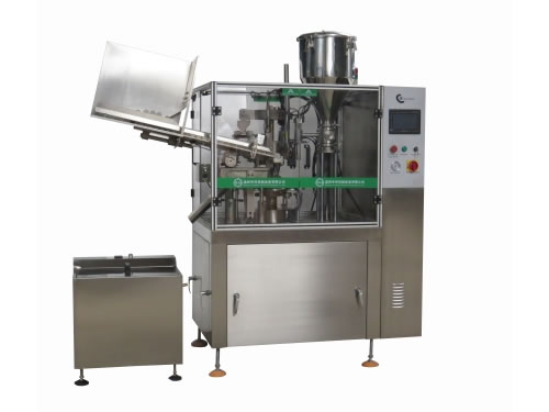 ZHY-60YP Plastic Tube Filling Sealing Machine