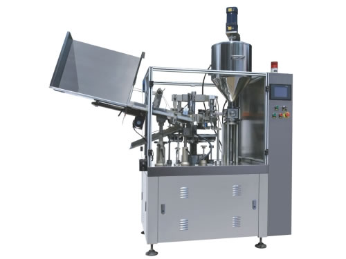 ZHZ-60Z Laminated Tube Filling Sealing Machine