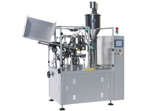 ZHF-80Z Laminated Tube Filling Sealing Machine