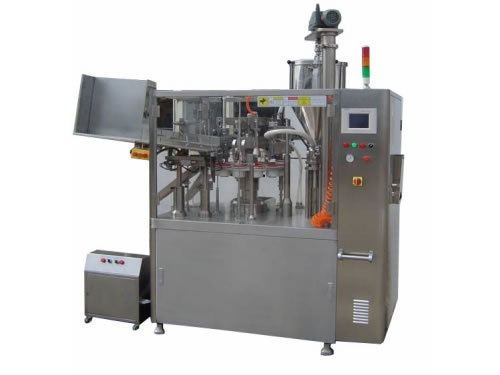 ZHYZ-80A Soft Tube Filling Sealing Machine