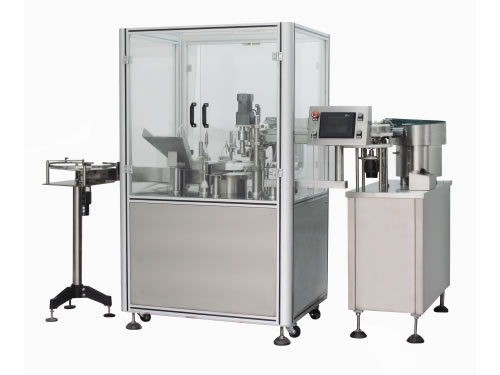 ZHY-50 Perfume Filling and Capping Machine