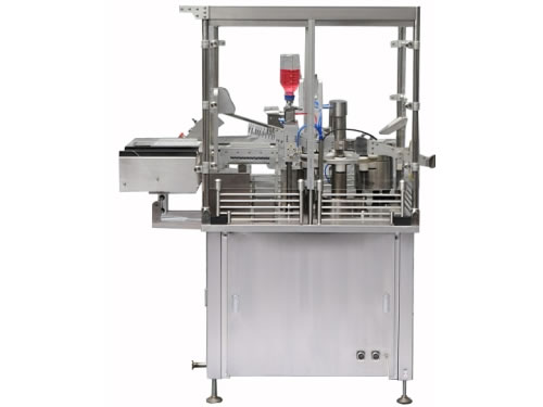 ZHZQ30-1N Glass Prefilled Syringes and Stoppering Machine