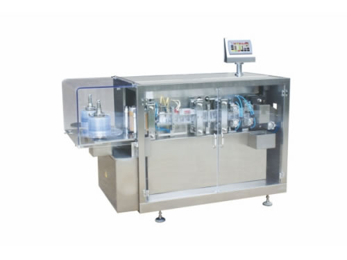 DGS-118 Micro Automatic Oral Liquid Filling Sealing Machine