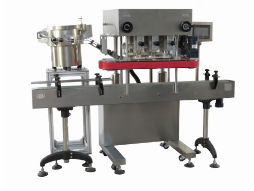 ZHG200 Linear Capping Machine