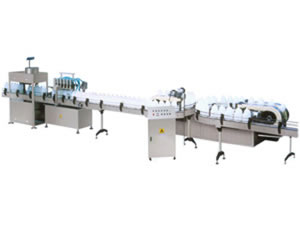 SDT-1G 1 Gallon Water Production Line