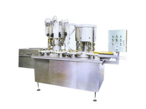 SD-YGF-98 Oral Liquid Filling Sealing Machine