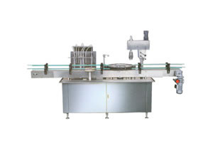 Linear Filling Capping Machine SD-ZGF-1000