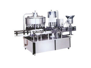 SD-HFX-6000 Automatic Rotary Filling Sealing Machine
