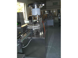 Outer Cap Sealing Machine
